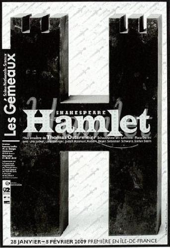 'Hamlet', 2009.