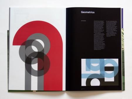 'Geometrics' by Frank Guille. Baseline 60, 2011.